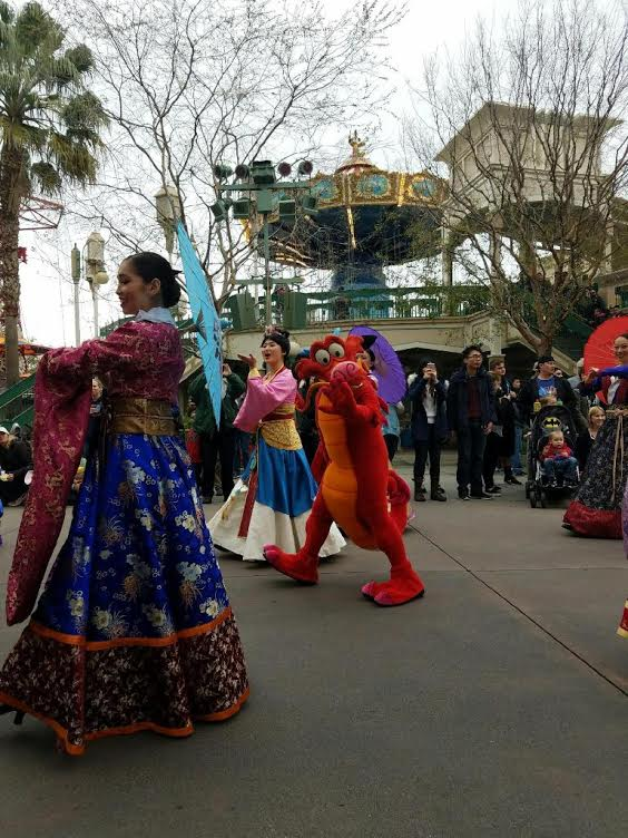 Mulan Lunar New Year