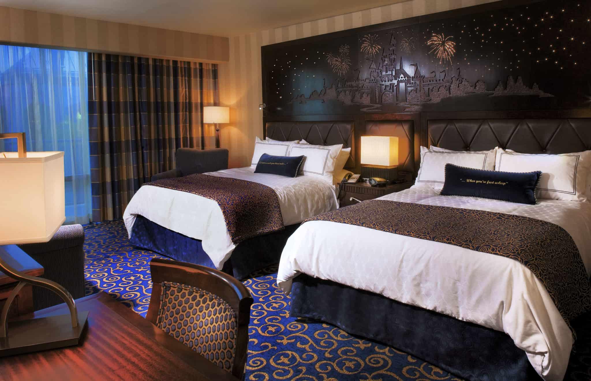 Disneyland Hotel deal