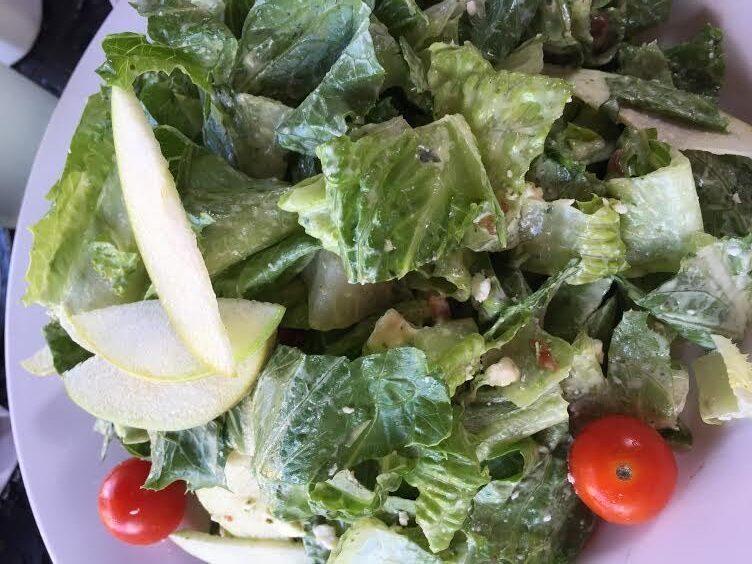 Ralph Brennan's Jazz Kitchen salad