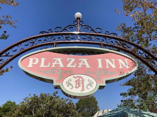 Plaza Inn Main Street Disneyland