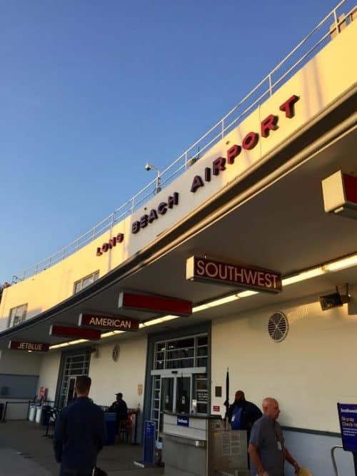 Long Beach airport
