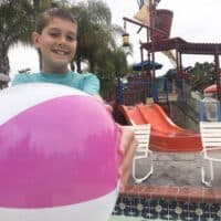 Howard Johnson Anaheim Water Playground