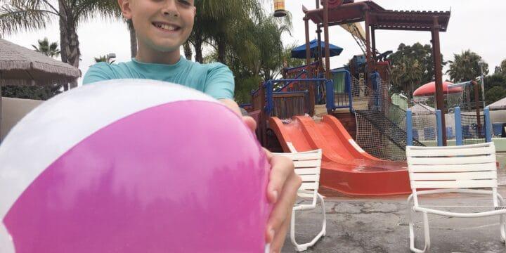 Howard Johnson Anaheim Water Playground