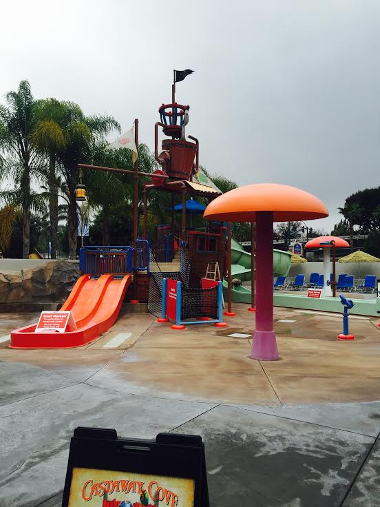 Howard Johnson Disneyland Waterpark hotel