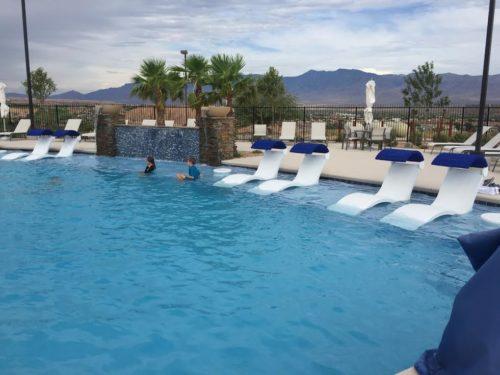 Holiday Inn Mesquite Nevada pool
