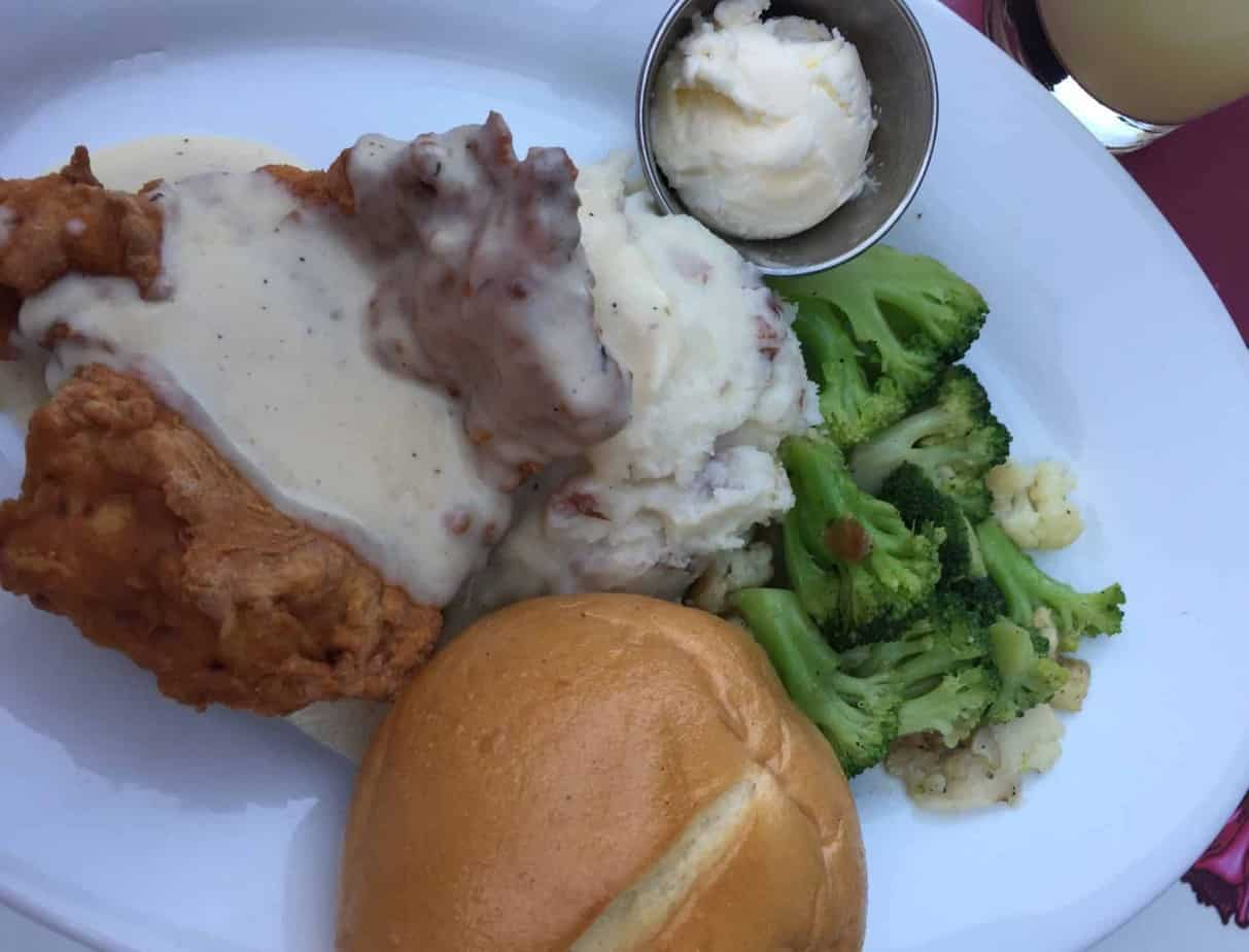 Carnation Cafe Fried Chicken