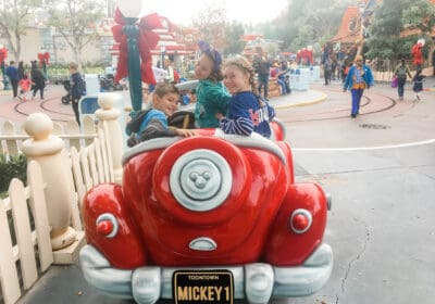 Disneyland Road Trips