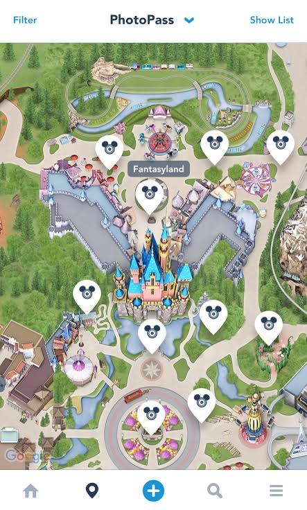 Best Disneyland PhotoPass Spot locations