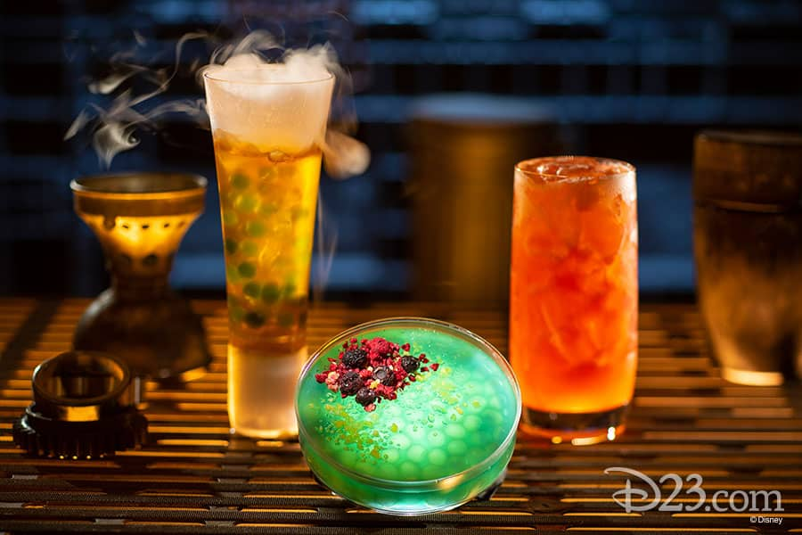 Oga's Cantina Mocktails