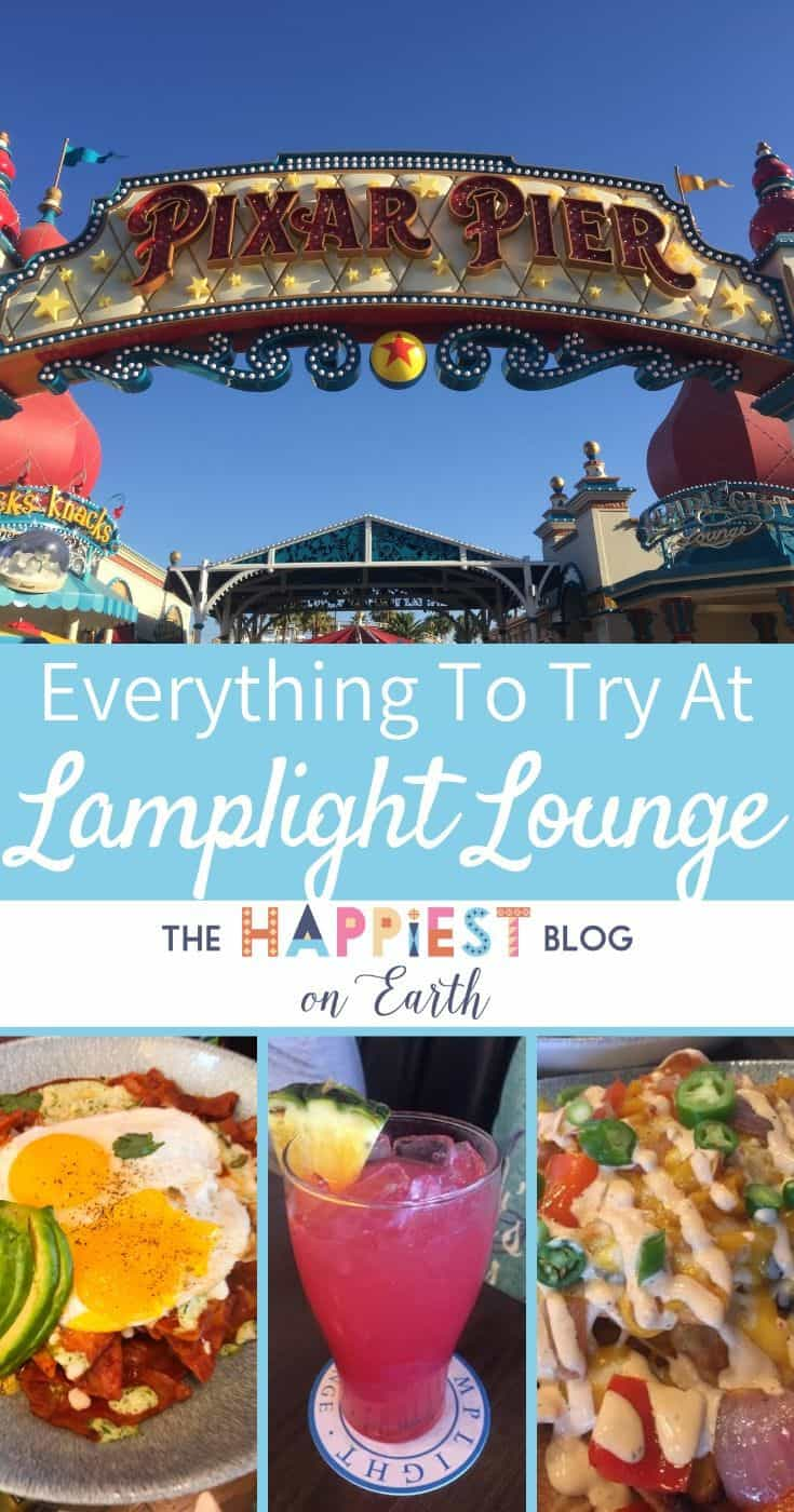 Everything to try at Disneys Lamplight Lounge