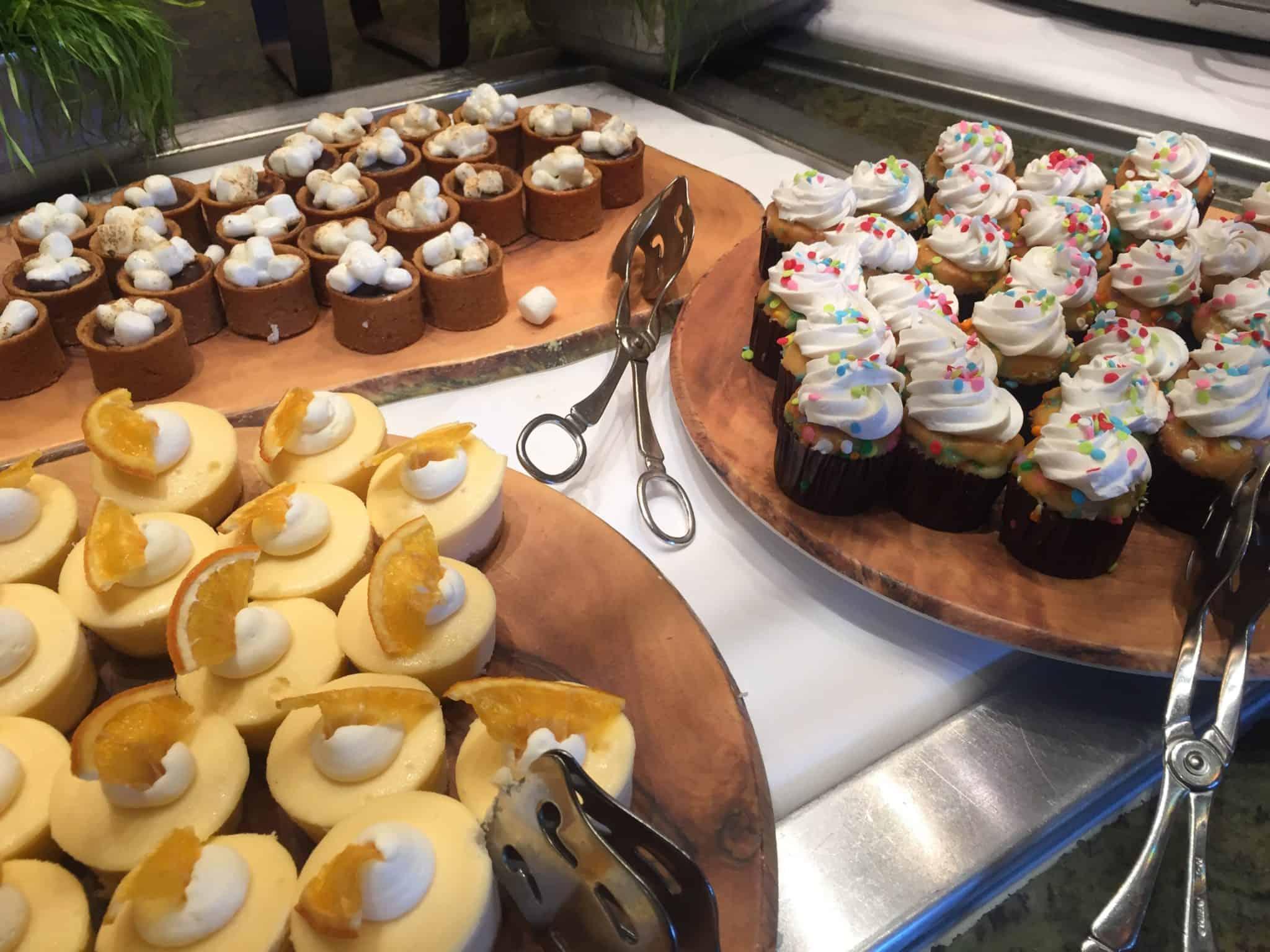 Dessert platter storytellers
