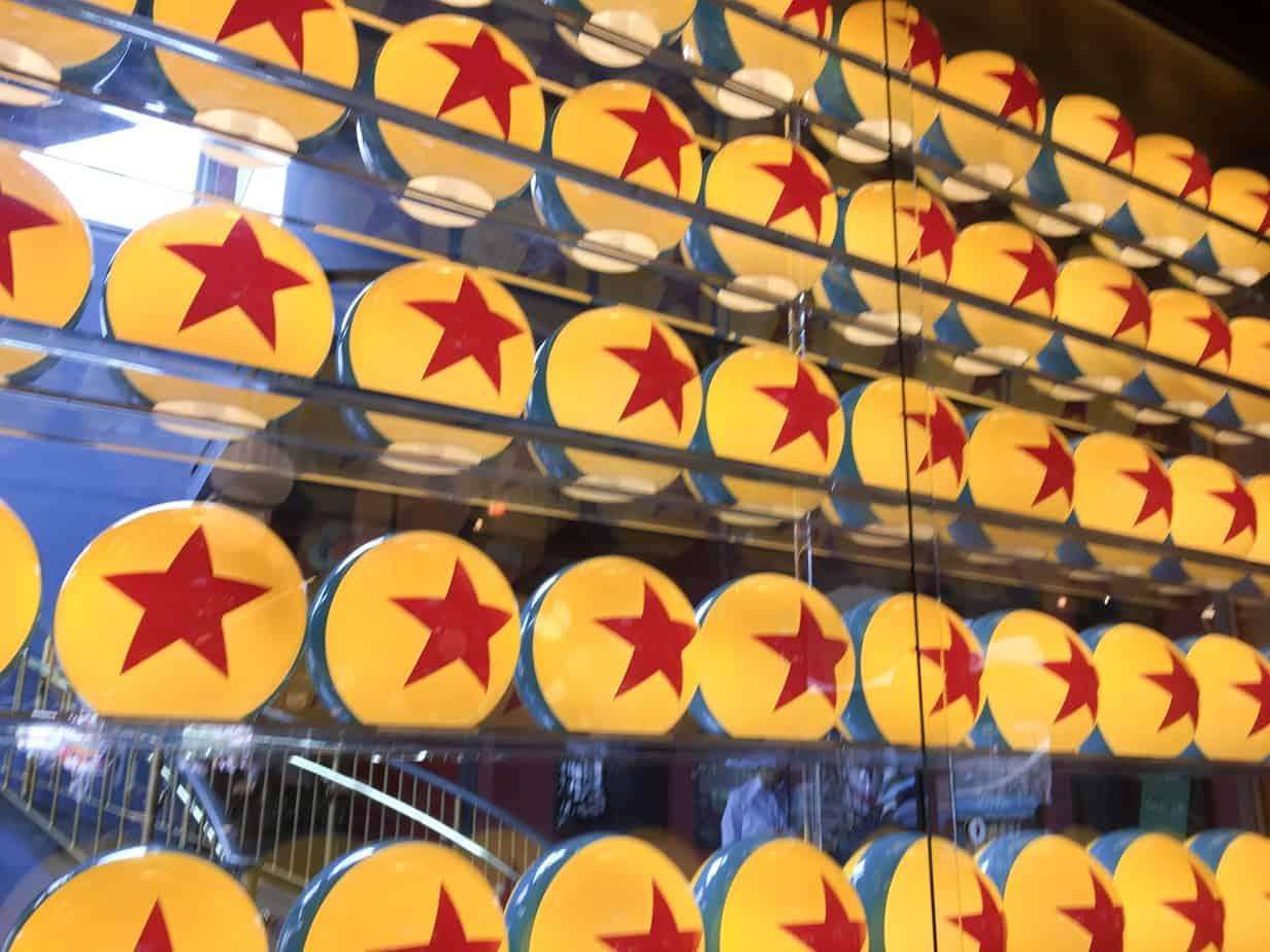 Pixar Ball Lamplight Lounge