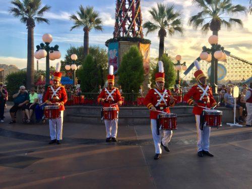 Disney Toy Drummers