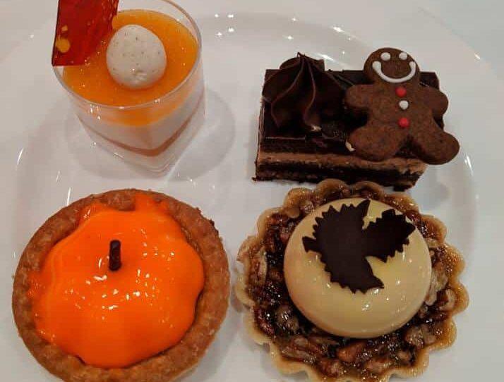 Disneyland Thanksgiving dessert