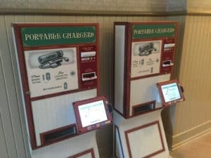 Disneyland fuel rod locations