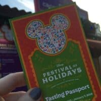 Disneyland Festival of Holidays