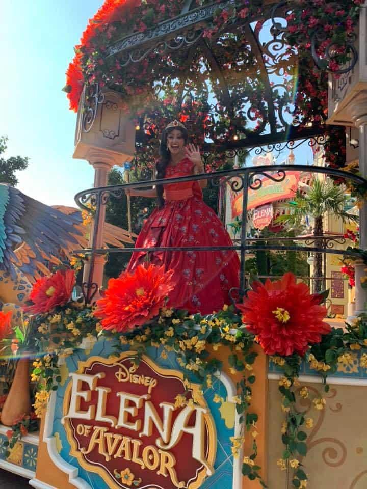 Princess Elena Disneyland