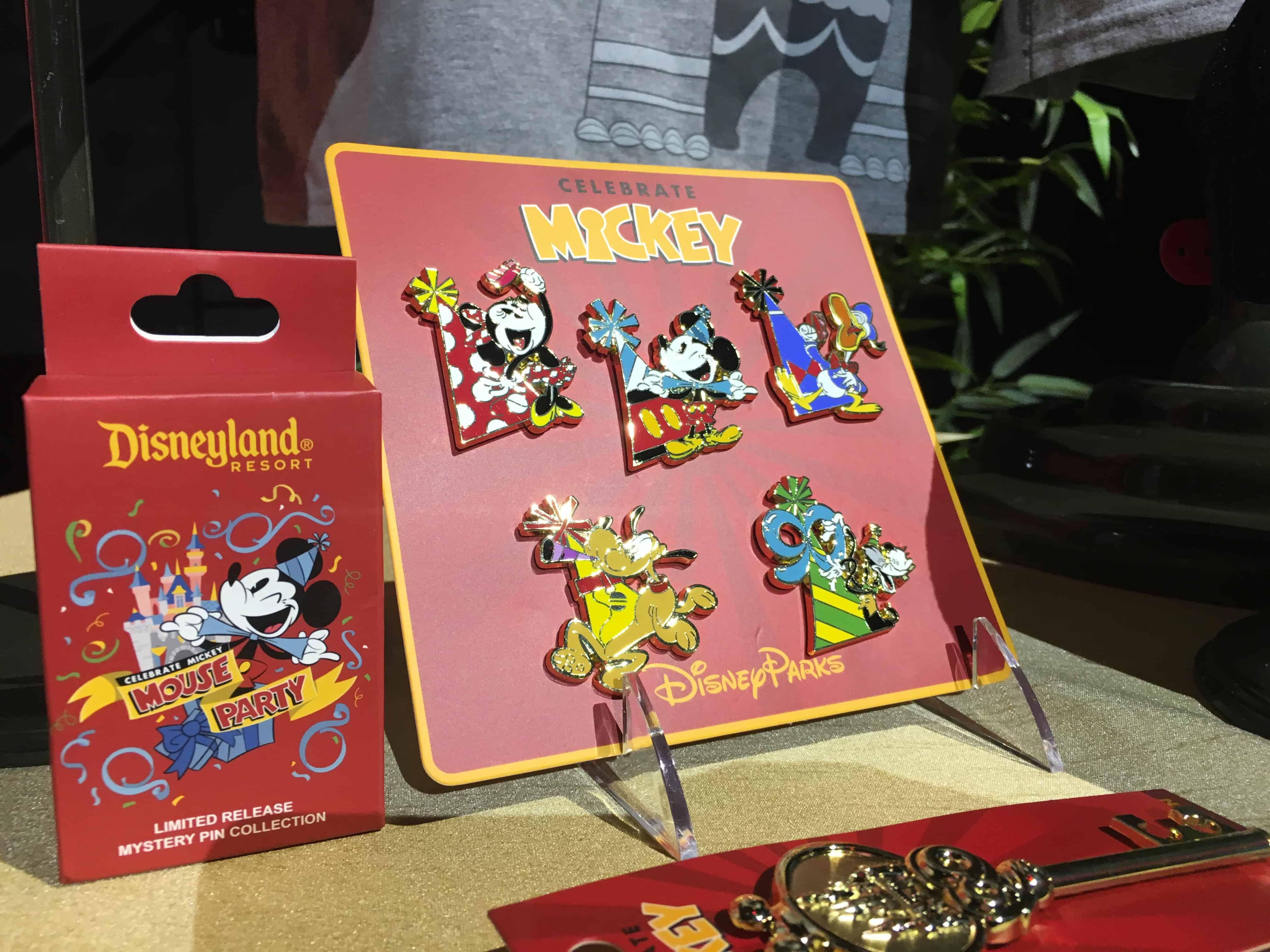 Get Your Ears On trading pins