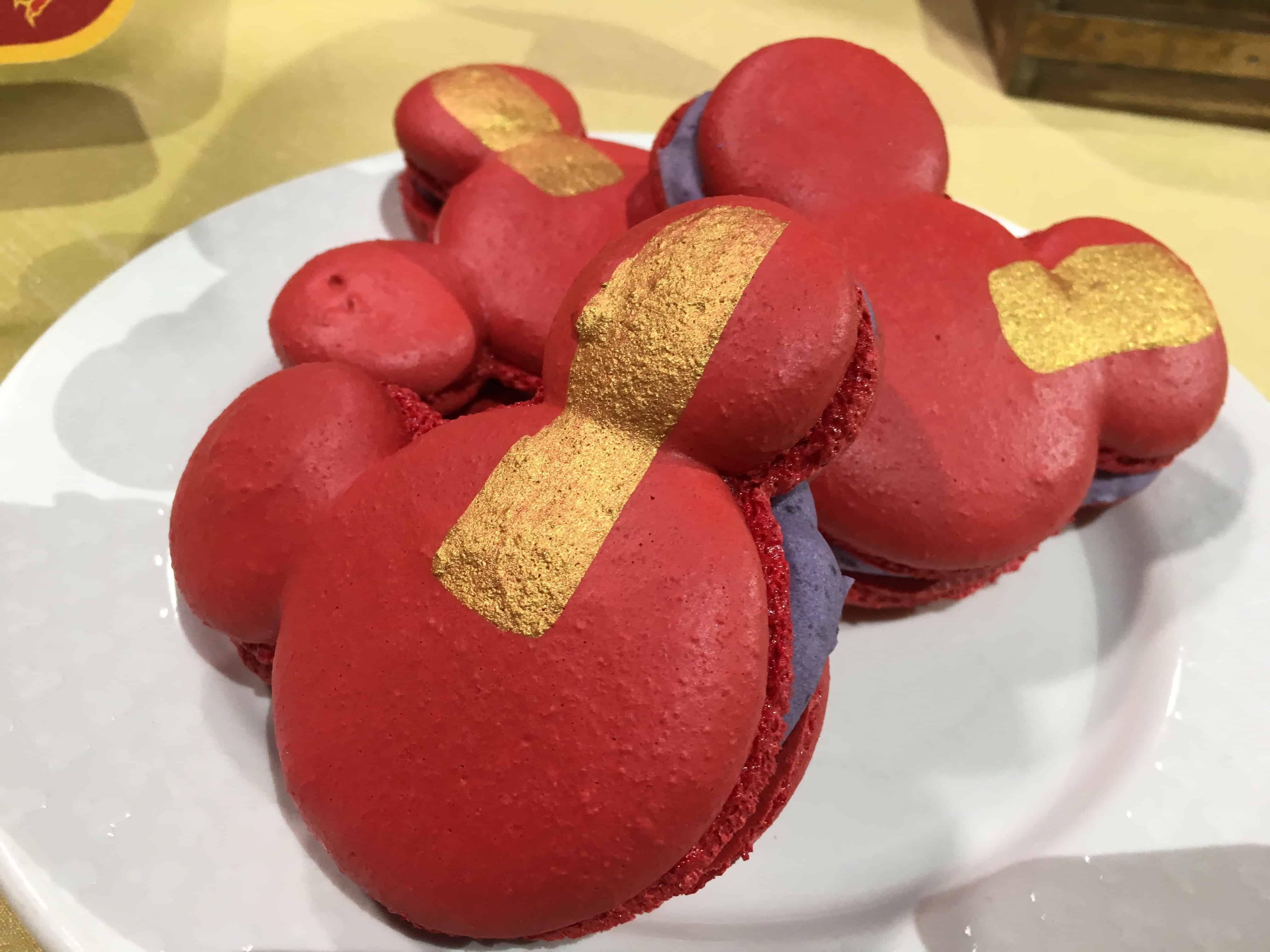 Lunar New Year macaron