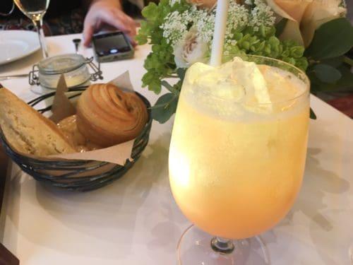 Princess breakfast drinks