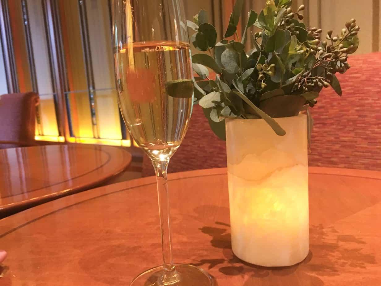 disneyland champagne