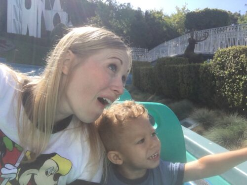 toddler rides at disneyland