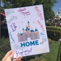 Don't Miss These Disneyland Autograph Tips