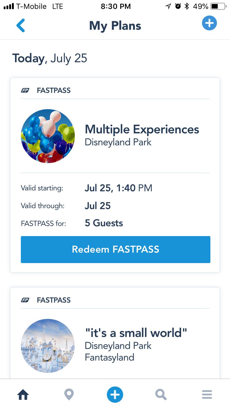 MaxPass Multi Experience