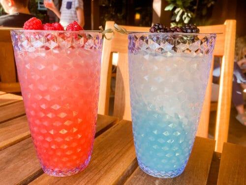 Drinks Craftsman Disneyland