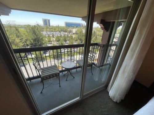 Grand Californian Room view
