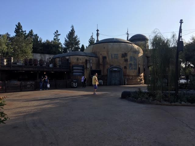Star wars general land