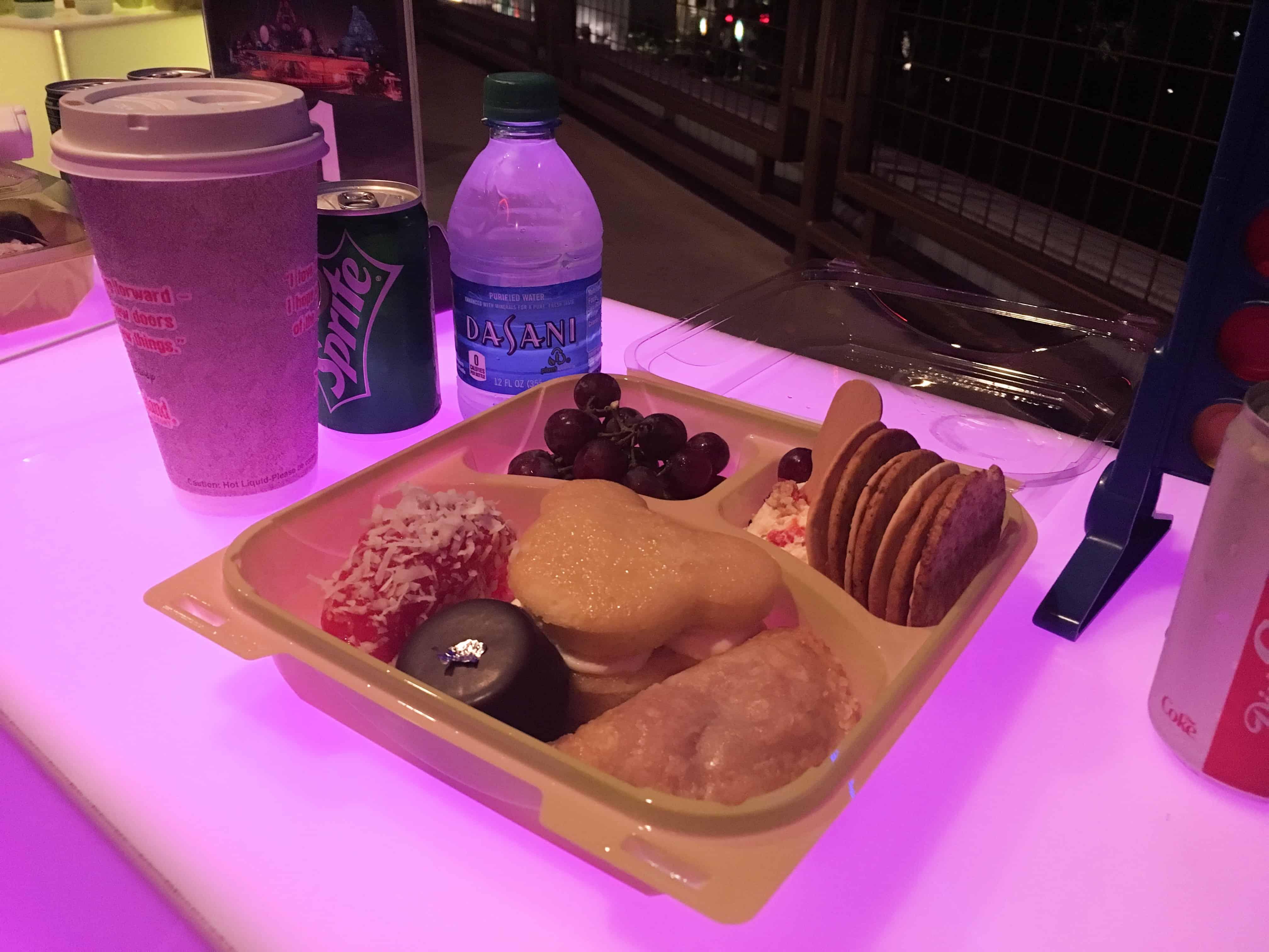 Skyline Lounge Dessert