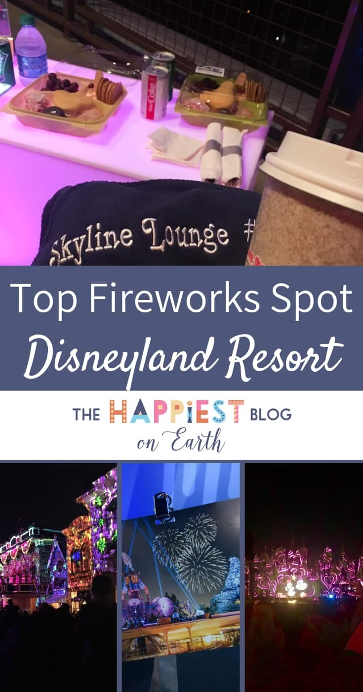 Top Fireworks Spot