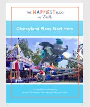 Disneyland Plan thumbnail
