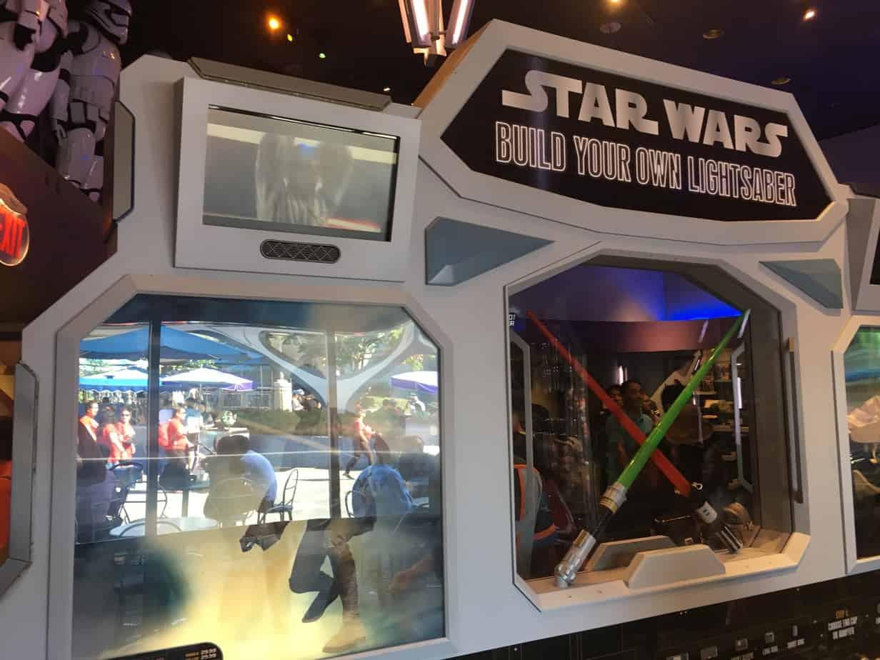 build saber