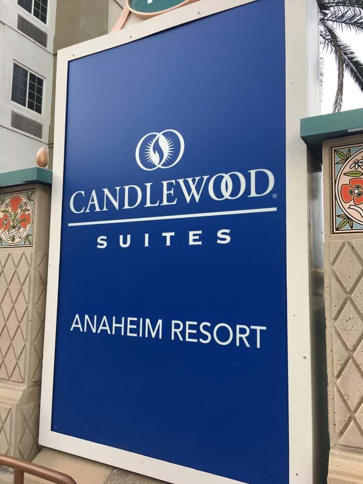 Candlewood Hotel Anaheim
