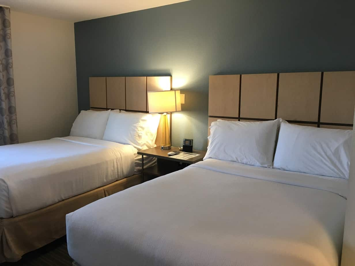 Candlewood Suites Anaheim Room