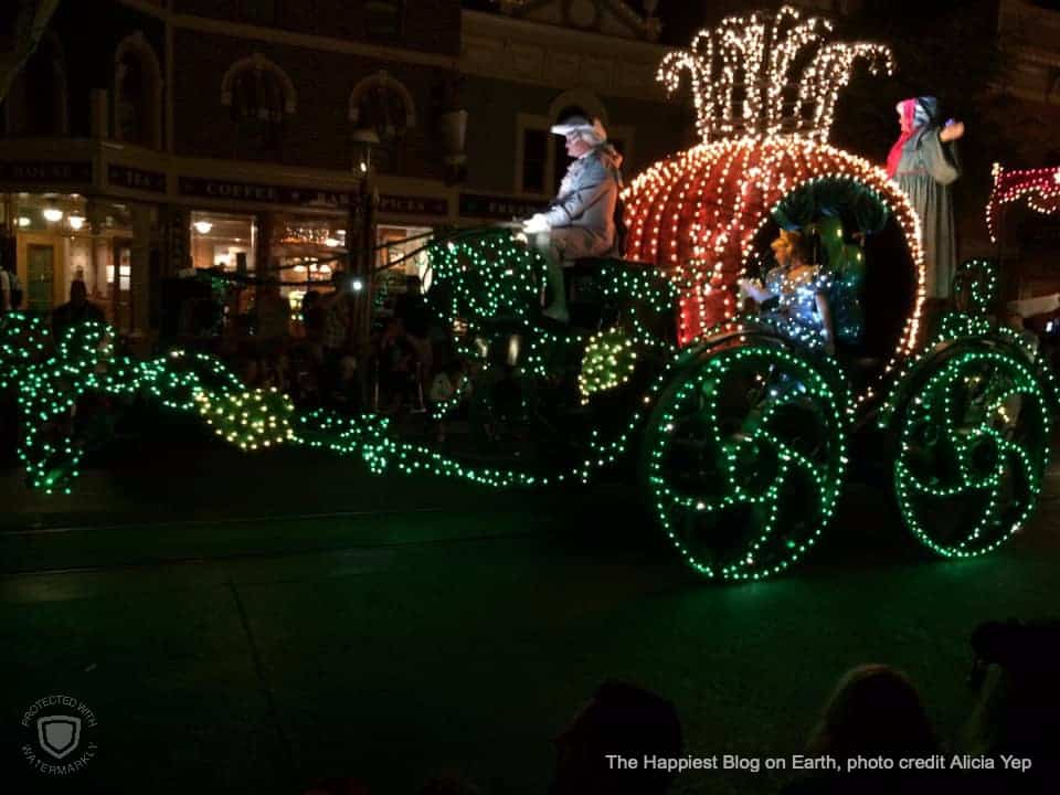 Cinderella Electrical Parade