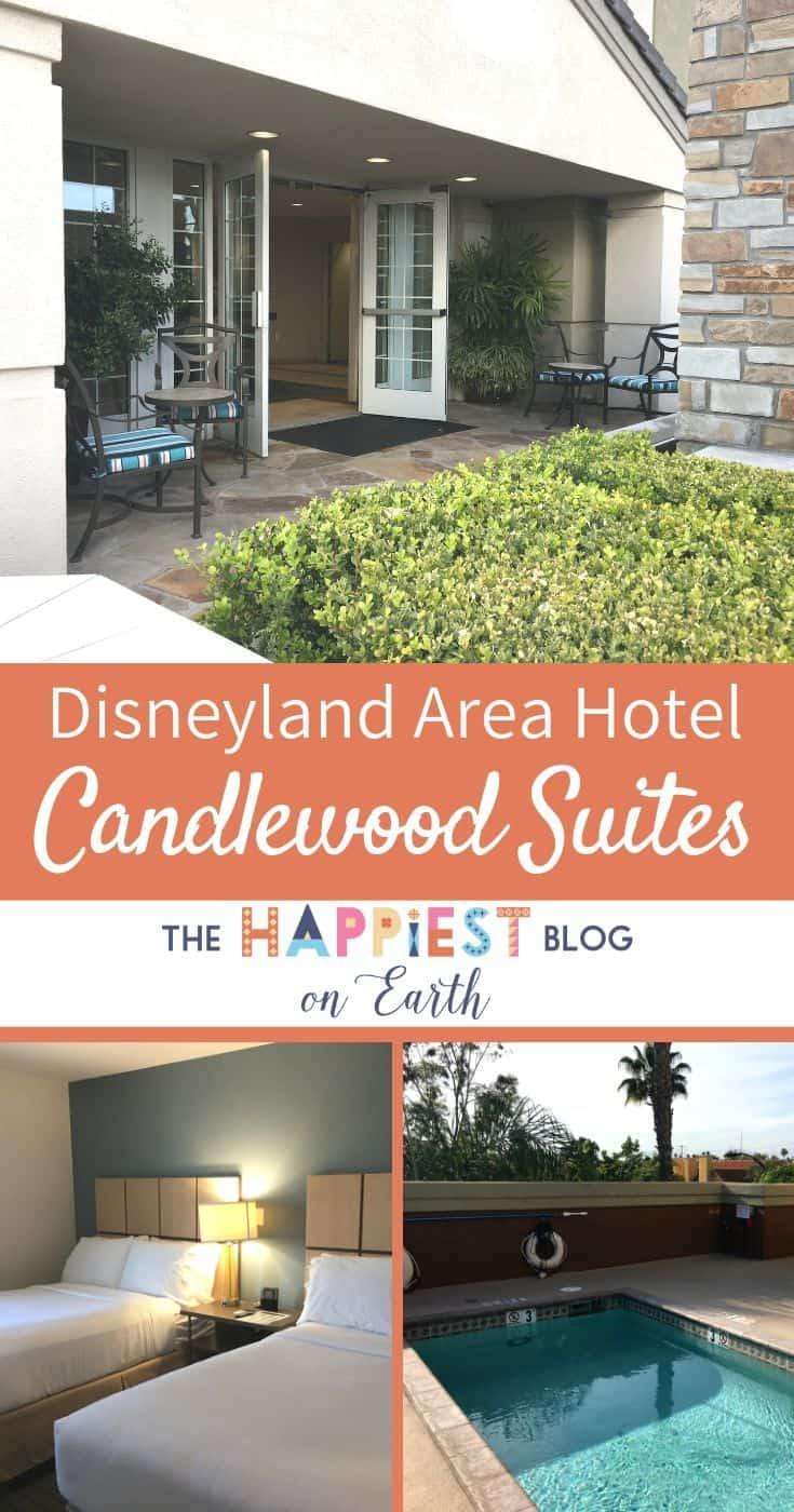Candlewood Suites Anaheim Hotel