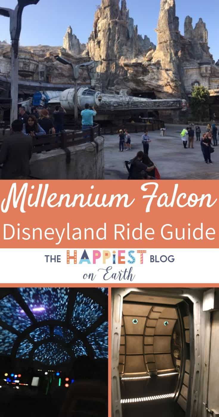 Disneyland Millennium Falcon Ride Guide