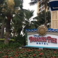 Disneyland Paradise Pier Hotel Reviews & Video