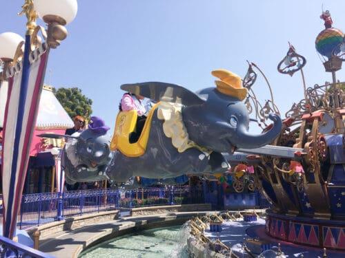 Dumbo yellow