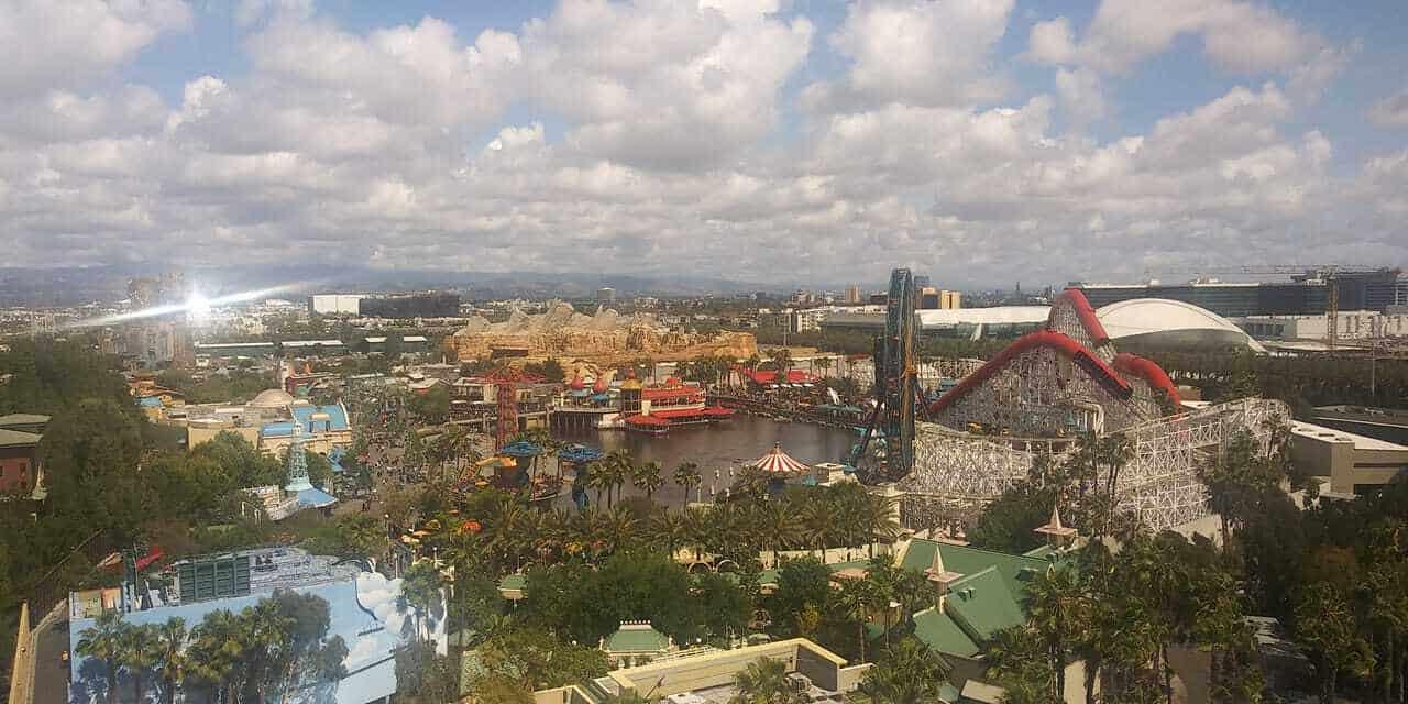 Paradise Pier Hotel premium view room