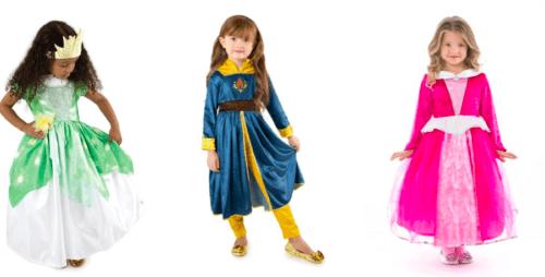 Little Adventures Princess Dress Up