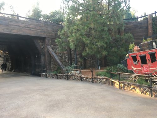 Star Wars entry Big Thunder Trail