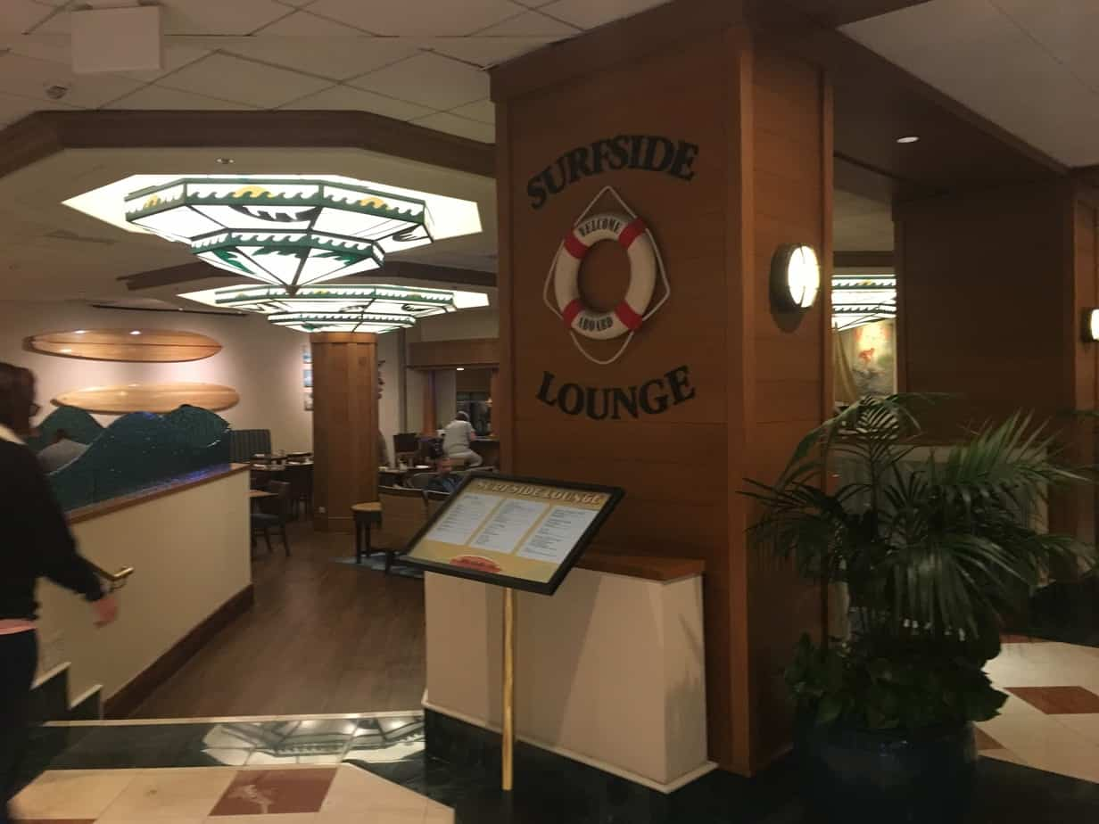 Surfside Lounge Disneyland