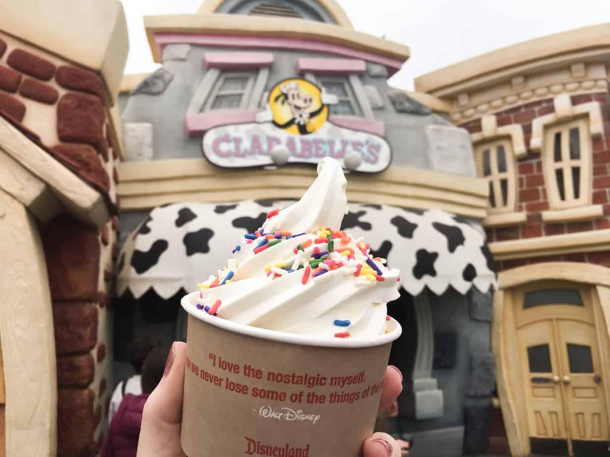 clarabelles ice cream