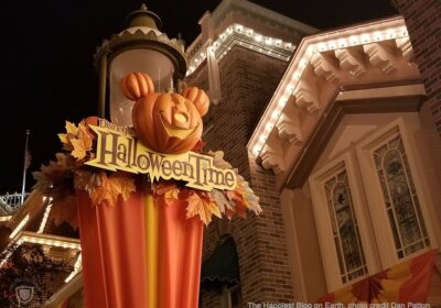 Halloween Time at Disneyland Resort 2020