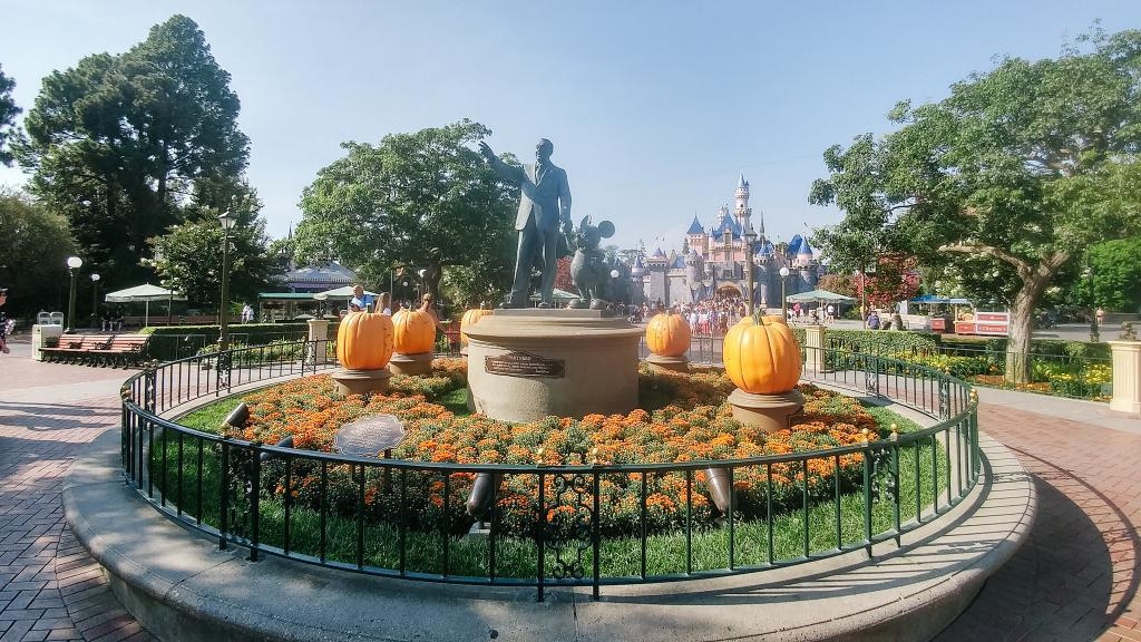 Disneyland Halloween Time Fall