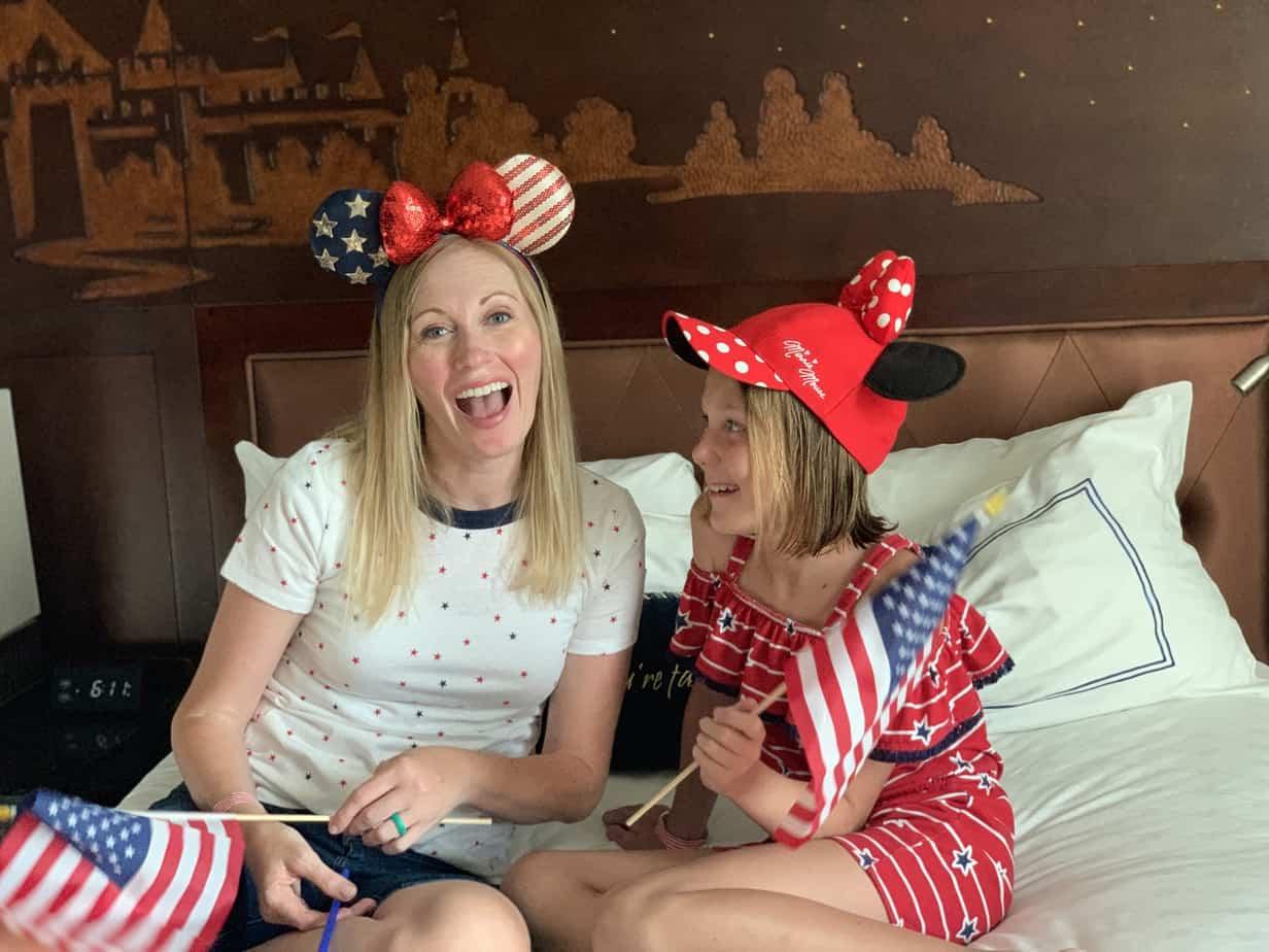 th of July Disneyland